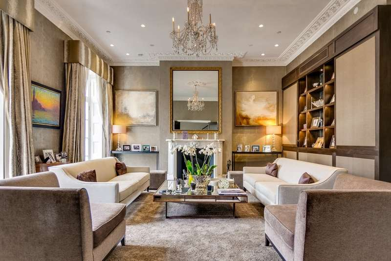 5 Bedrooms Property for rent in Halkin Place, Belgravia, SW1X