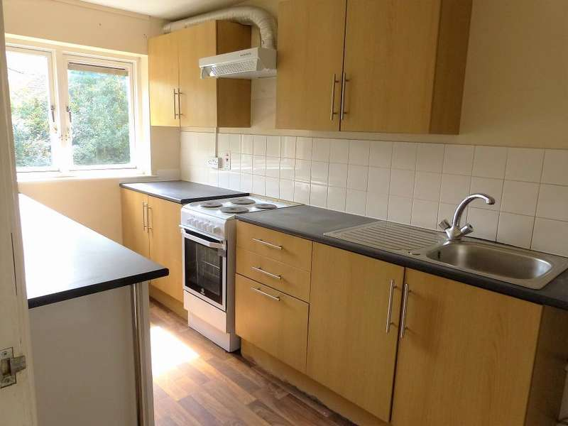 2 Bedrooms Maisonette Flat for sale in Fernes Close, Cowley, UB8 2YR