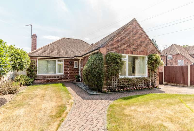 2 Bedrooms Detached Bungalow for sale in Send