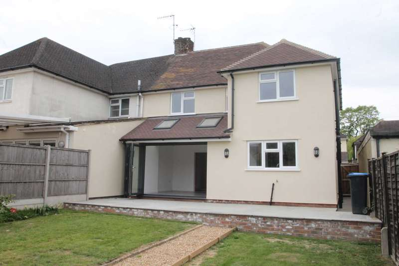 4 Bedrooms Semi Detached House for sale in APPROX 1284.6 SQ FT EXTENDED AND REFURBISHED 4 BED SEMI DETACHED FAMILY HOME