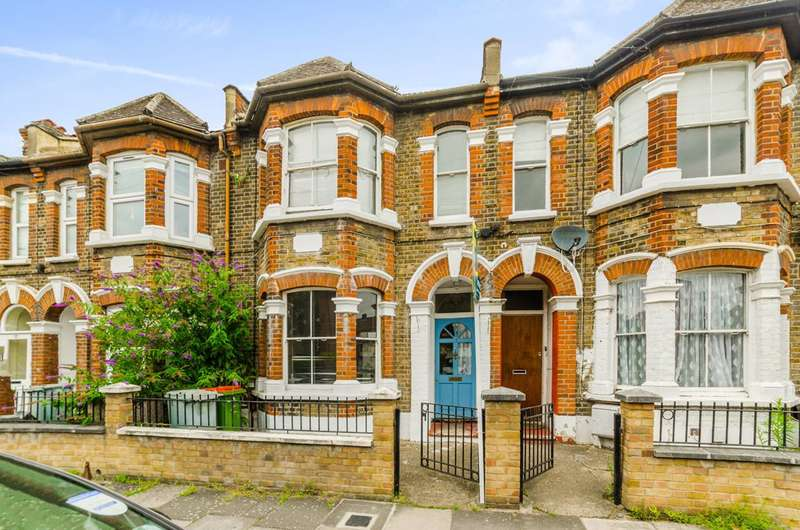 3 Bedrooms Terraced House for sale in Durban Road, West Ham, E15