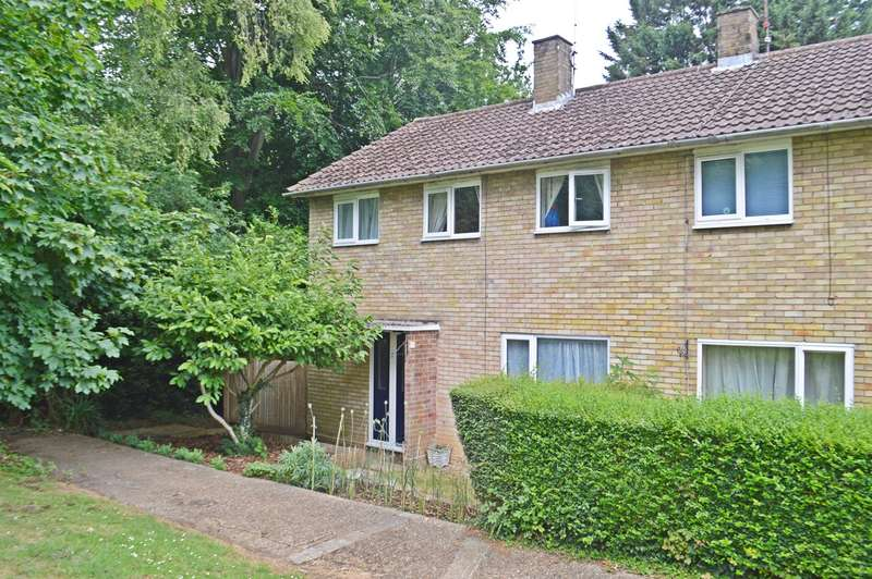 3 Bedrooms End Of Terrace House for sale in Haymeads, Welwyn Garden City, AL8