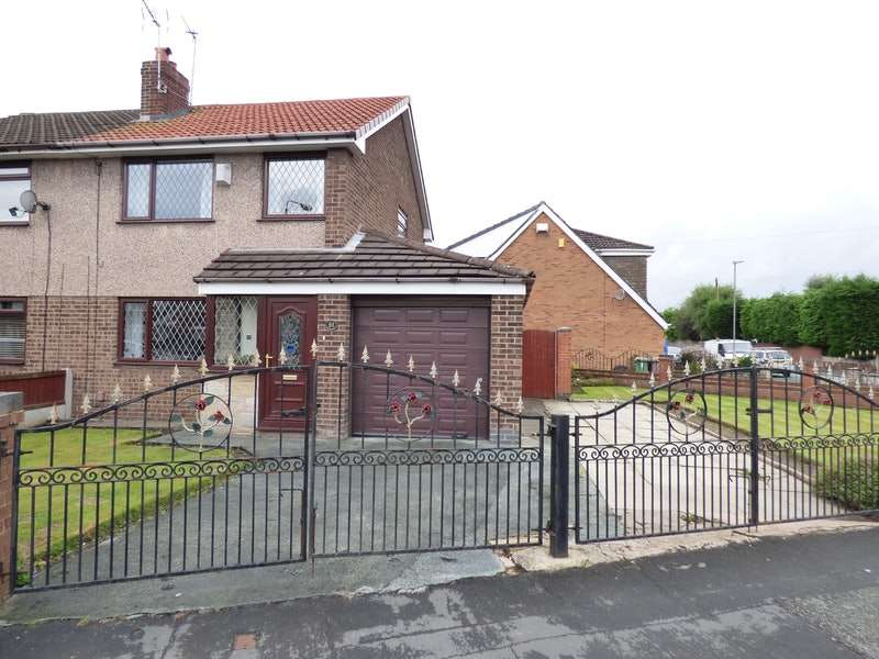 3 Bedrooms Semi Detached House for sale in Old Whint Road, Haydock, ST. HELENS, Merseyside, WA11