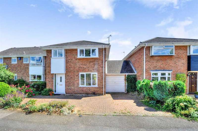 4 Bedrooms Link Detached House for sale in Cavendish Drive, Northampton
