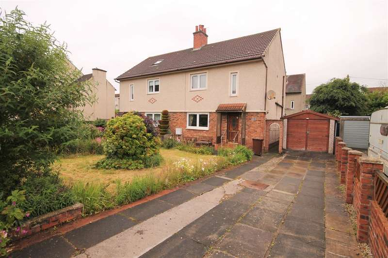 3 Bedrooms Semi Detached House for sale in Mitchell St, Coatbridge