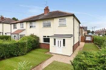3 Bedrooms Semi Detached House for sale in Beech Avenue, Harrogate, HG2