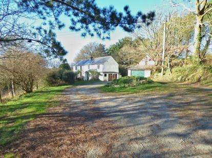 4 Bedrooms Detached House for sale in Threemilestone, Truro, Cornwall