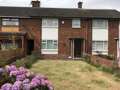 3 Bedrooms Terraced House for sale in Blacon Point Road, Blacon, Chester, CH1