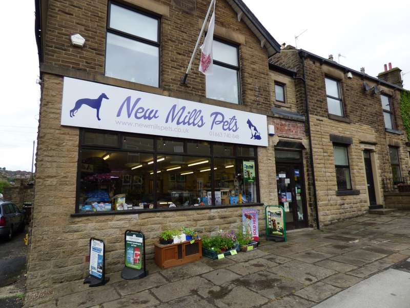 Property for rent in 39 Church Road, New Mills, High Peak, Derbyshire