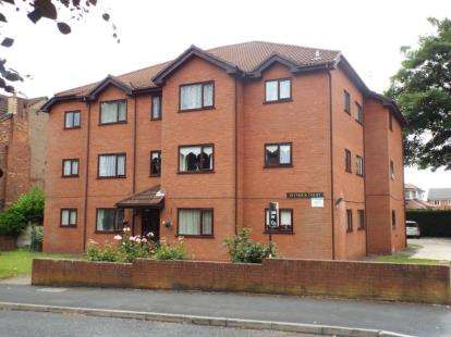 2 Bedrooms Flat for sale in Seymour Court, 11 Seymour Road, Liverpool, Merseyside, L14