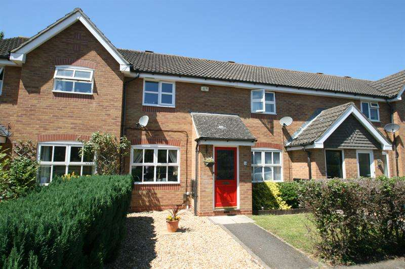 2 Bedrooms Terraced House for sale in Faber Close, West Leigh, Havant