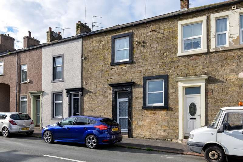 3 Bedrooms Terraced House for sale in Fleming Street, Maryport, Cumbria, CA15