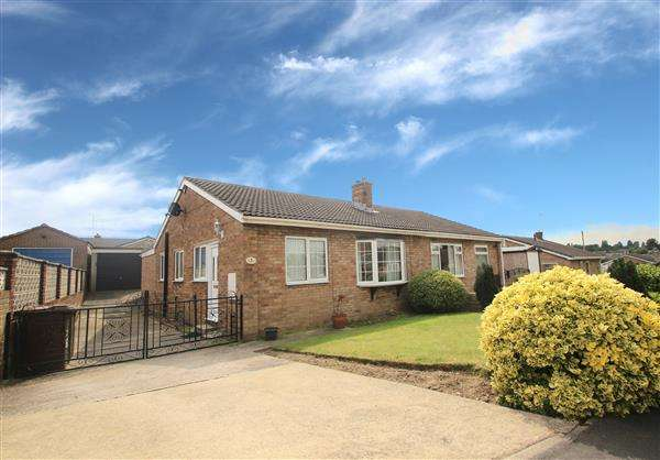 3 Bedrooms Bungalow for sale in Cotswold Close, Hemsworth