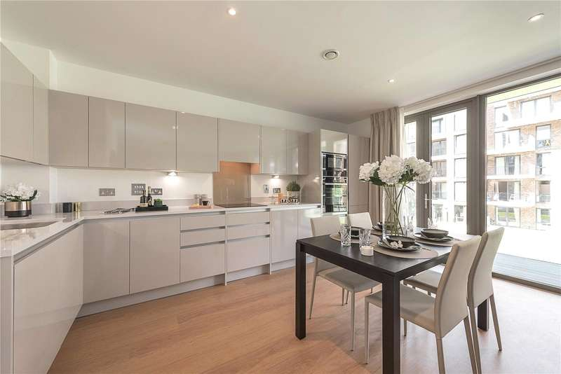2 Bedrooms Flat for sale in Park Terrace, Kilburn Park Road, London, NW6