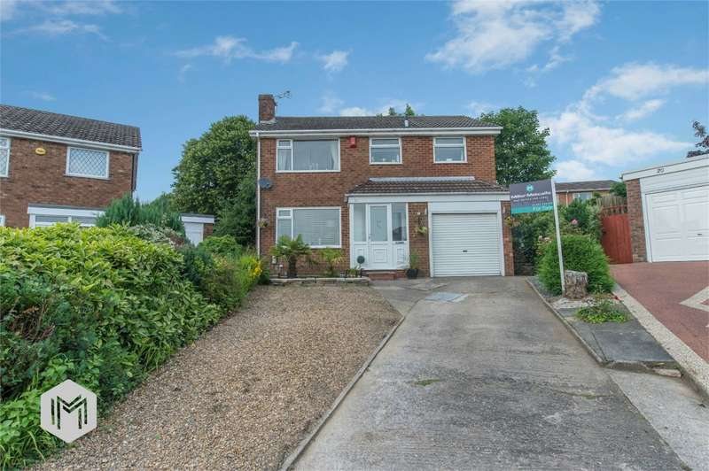 4 Bedrooms Detached House for sale in Langholm Drive, Breightmet, Bolton, Lancashire