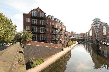 2 Bedrooms Flat for sale in Waterside Court, 101 St. Vincent Street, Birmingham, West Midlands