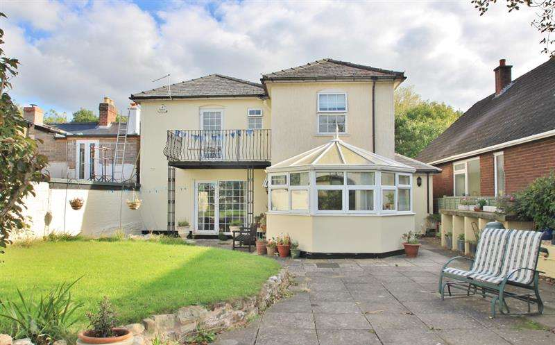 4 Bedrooms Detached House for sale in Brampton Road, Greytree, Ross-On-Wye