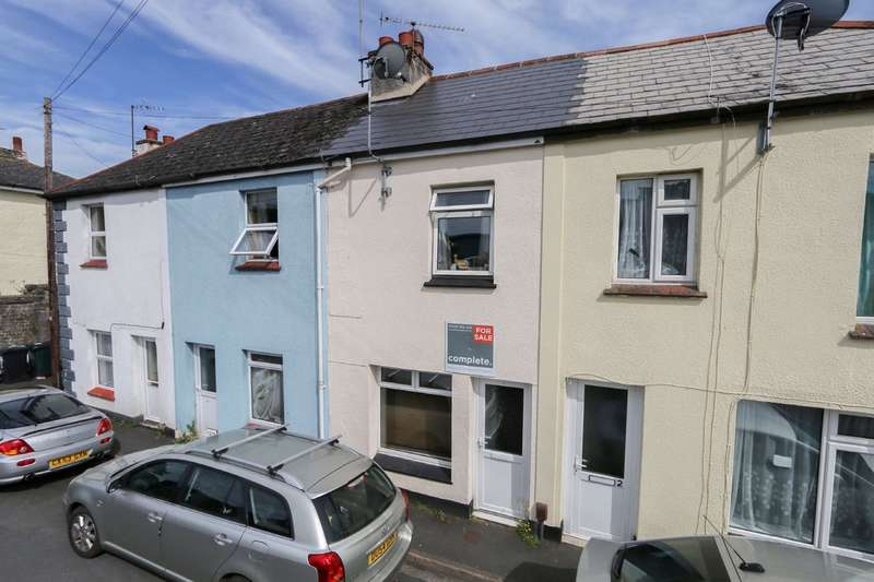 2 Bedrooms Terraced House for sale in Wain Lane, Newton Abbot