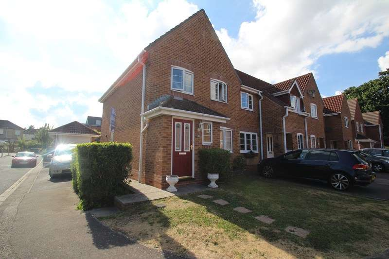 3 Bedrooms End Of Terrace House for sale in Watersmeet, Fareham