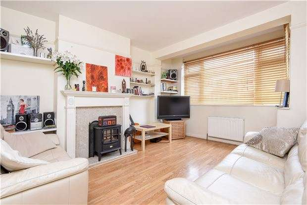 3 Bedrooms End Of Terrace House for sale in New Barns Avenue, CR4