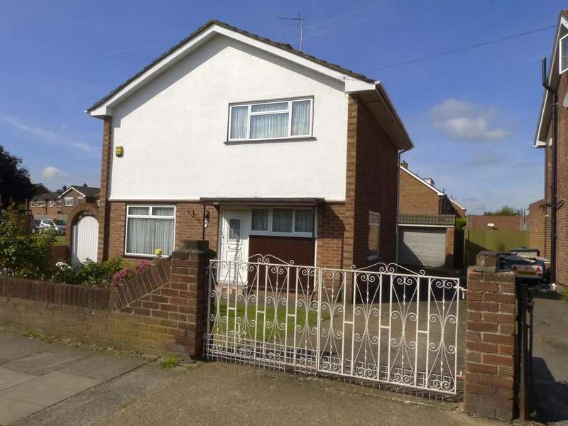 3 Bedrooms Detached House for sale in Sipson Road, West Drayton, UB7 9DW