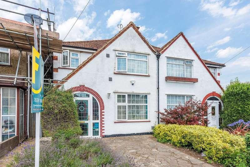 3 Bedrooms House for sale in Dorset Waye, Hounslow, TW5
