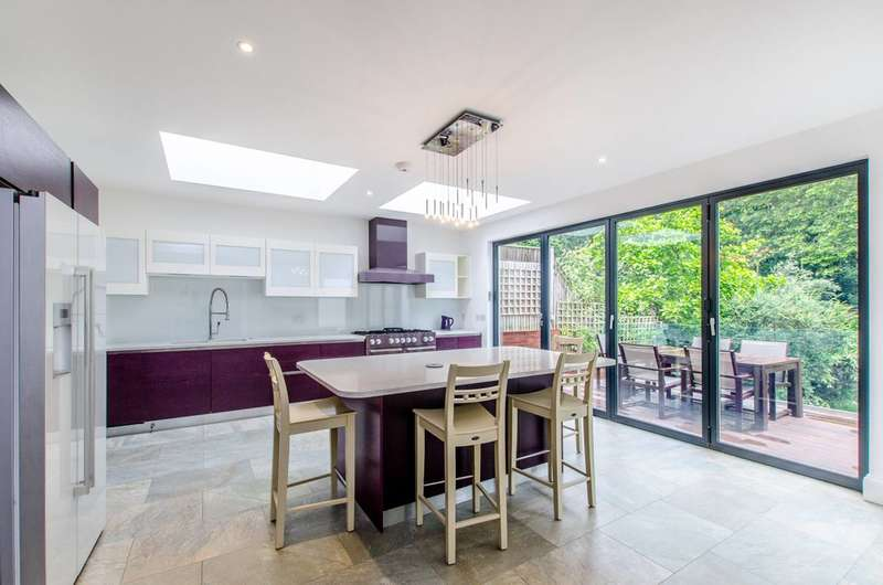 3 Bedrooms House for sale in Hillway, Highgate, N6