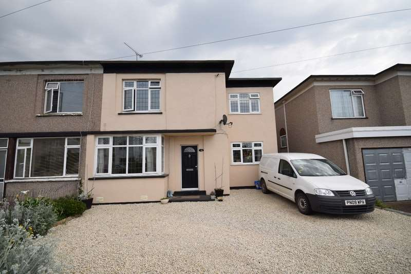 4 Bedrooms Semi Detached House for sale in King George VI Avenue, East Tilbury, Essex, RM18