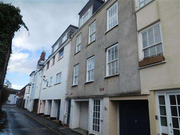 1 Bedroom Studio Flat for sale in Ship House, Topsham