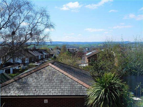 3 Bedrooms Detached House for sale in Tophayes, Topsham