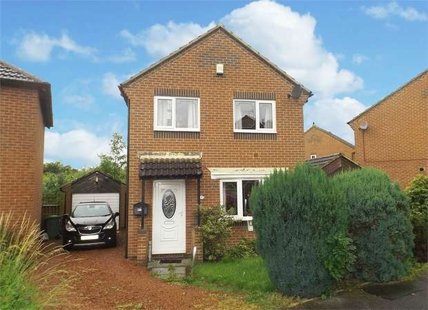 4 Bedrooms Detached House for sale in Weare Grove, Stillington, Stockton-on-Tees, Durham