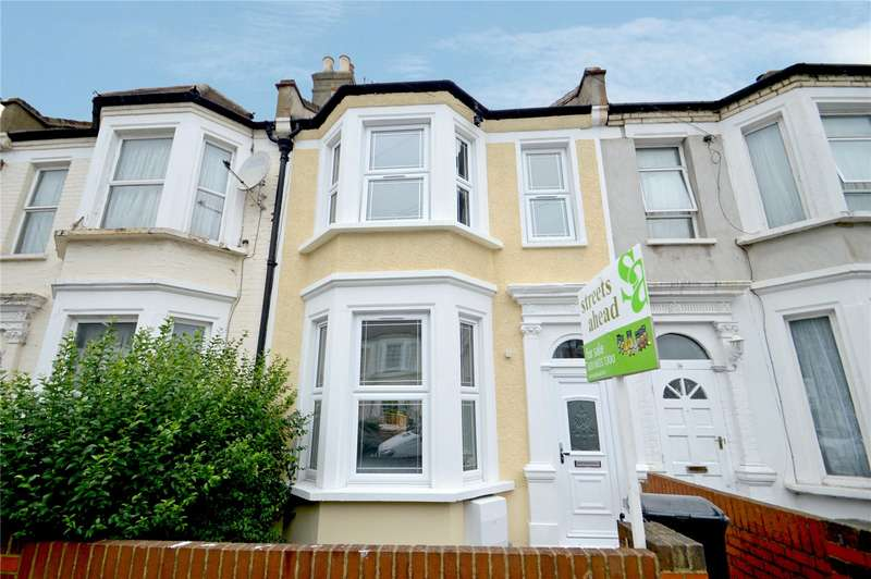3 Bedrooms Terraced House for sale in Hartley Road, Croydon