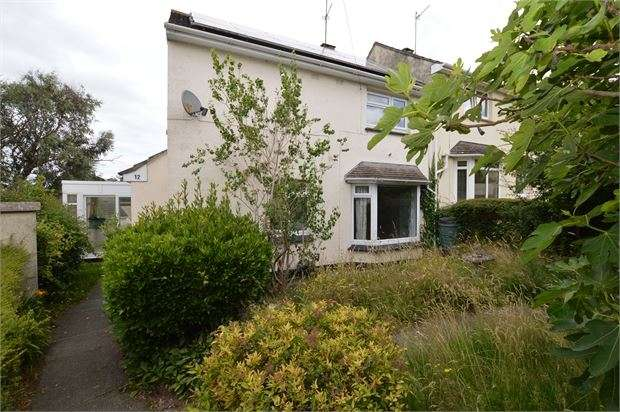 3 Bedrooms Semi Detached House for sale in Balmoral Close, Newton Abbot, Devon. TQ12 4BJ