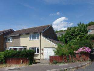 End Of Terrace House for sale in Weavers Way, Dover, Kent