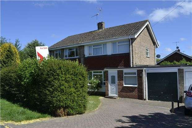 3 Bedrooms Semi Detached House for sale in Telston Lane, Otford, SEVENOAKS, Kent, TN14 5JZ