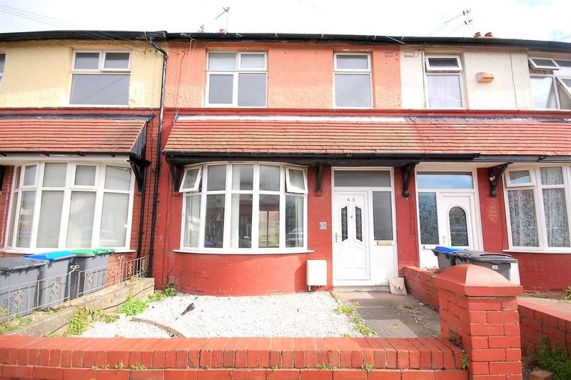 4 Bedrooms Terraced House for sale in The Crescent, Blackpool