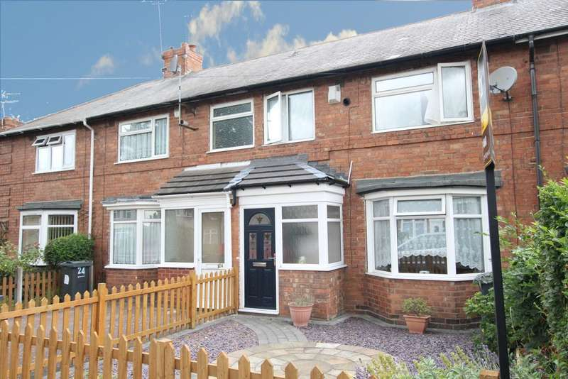 3 Bedrooms Terraced House for sale in Birches Green Road, Erdington, B24 9SR