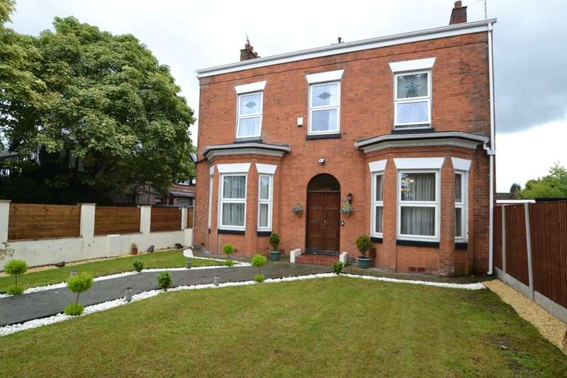 6 Bedrooms Detached House for sale in Gatley Road, Cheadle