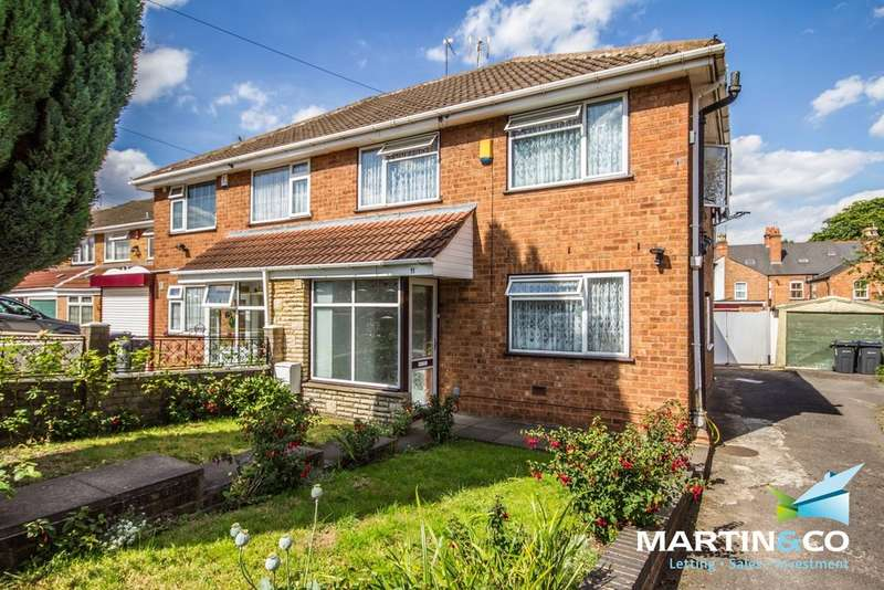 3 Bedrooms Semi Detached House for sale in Lyons Grove, Sparkhill, B11