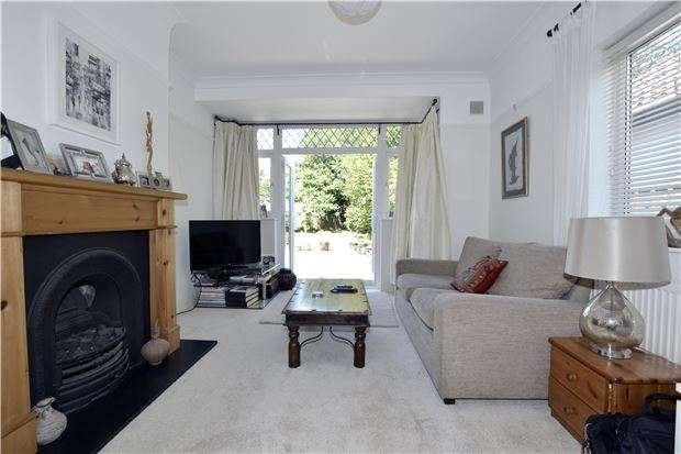 4 Bedrooms Detached Bungalow for sale in Tranmere Avenue, Bristol, BS10 7JL