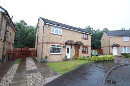 3 Bedrooms Semi Detached House for sale in Briarcroft Place, Robroyston