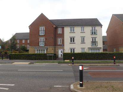 2 Bedrooms Flat for sale in Glendale Walk, Boston Boulevard, Chapelford Village, Warrington