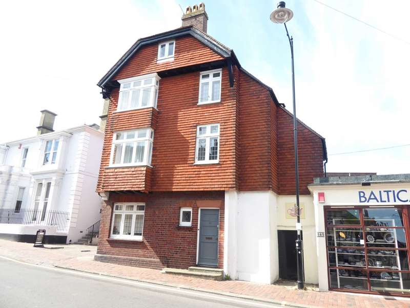 4 Bedrooms Link Detached House for sale in High Street, Lewes