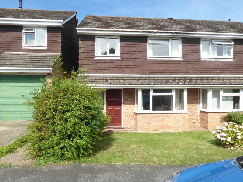 3 Bedrooms Semi Detached House for sale in Mealla Close, Lewes