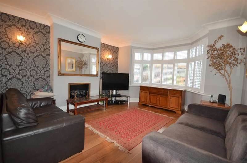 6 Bedrooms Semi Detached House for sale in Toley Avenue, Wembley, Middlesex, HA9 9TB