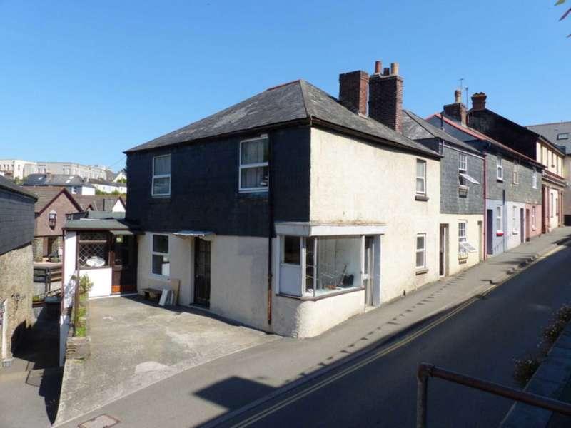 3 Bedrooms End Of Terrace House for sale in Church Street, Kingsbridge