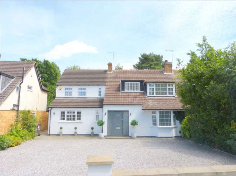5 Bedrooms Semi Detached House for sale in Park Crescent, Elstree