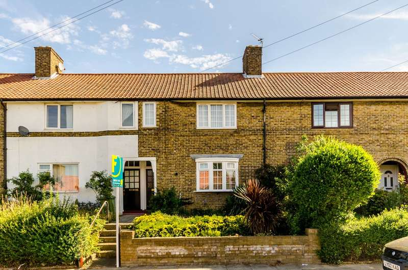 3 Bedrooms Terraced House for sale in Churchdown, Bromley, BR1