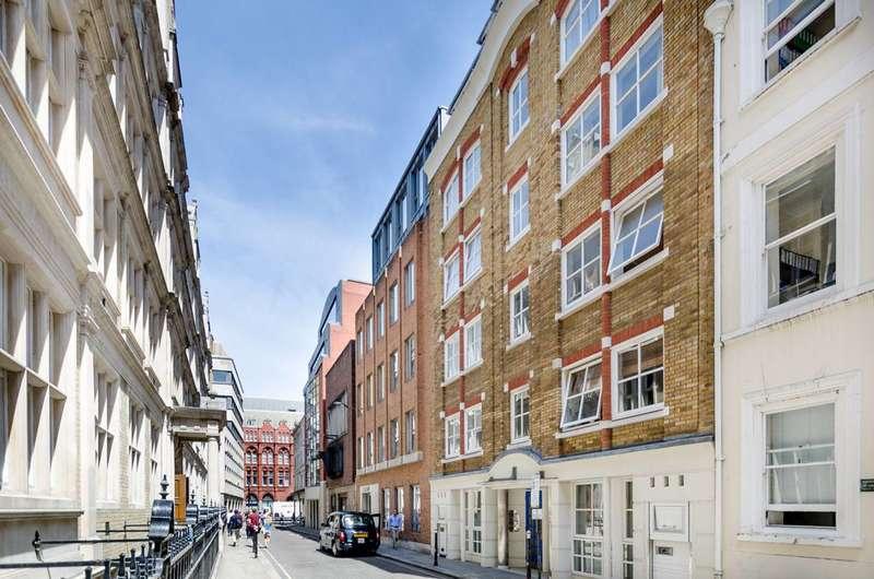 1 Bedroom Maisonette Flat for sale in Furnival Street, City, EC4A