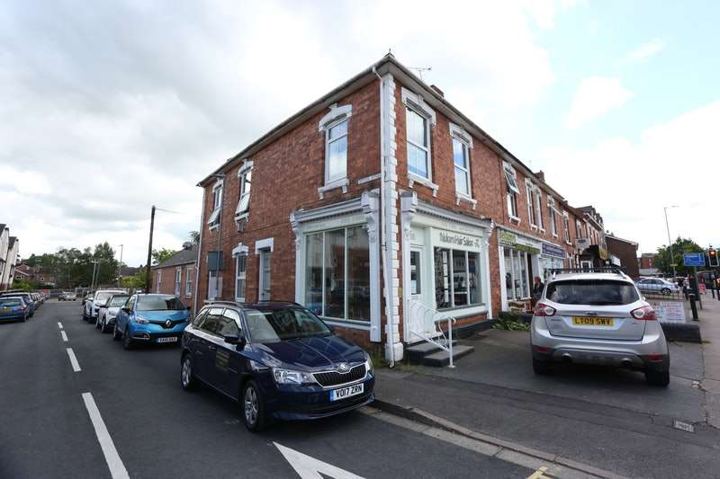 1 Bedroom Flat for sale in Brook Street, Worcester, Worcestershire, WR1